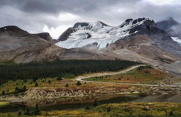 Meg Errington: Icefields