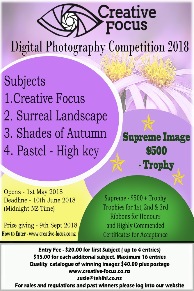 Creative Focus Competition