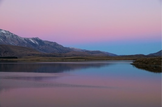 Peter Hockely: Sunset