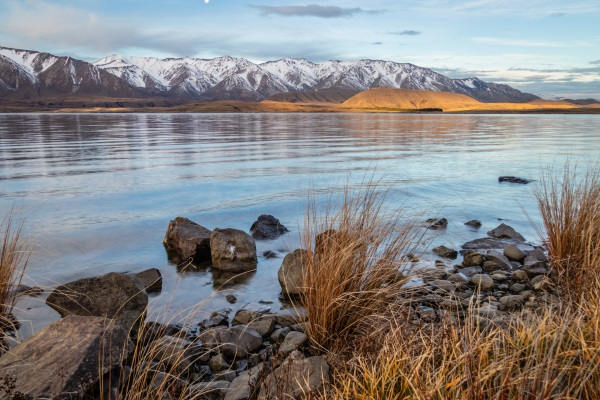 Diana Andrews: Ashburton Lakes