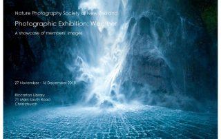 Photographic exhibition Weather