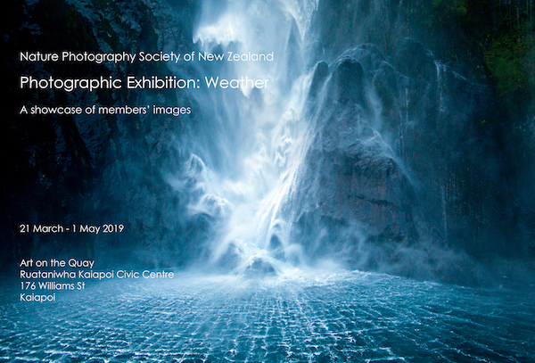 NPSNZ Exhibition 21th March to 1st May
